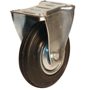 چرخ مشکی ورقی ثابت ابتکار نوین