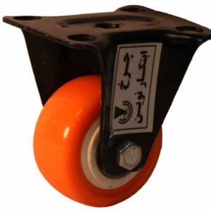 چرخ نارنجی قابدار ثابت 75